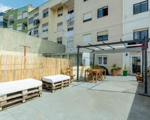 Apartamento remodelado com terraço  ------ RESERVADO--------------------
