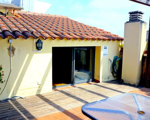 Espectacular dúplex con terraza en Vilanova