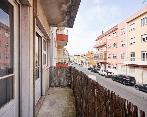 Apartamento T2 centro Pontinha