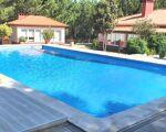 QUINTA com Moradia Terrea T4 7 assoalhadas de 440 m2 | LOTE DE 22.357 M2 na HERDADE do ZAMBUJEIRO | Santo Estêvão | Benavente