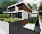 Terreno para construção c/ projeto aprovado de moradia independente em Lagares, Penafiel, distrito do Porto