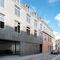 Fachada do Prédio Porto- Poente-Apartamentos Novos e Lugares de Garagem-Porto