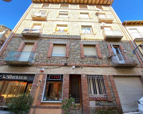 Piso de 3 habitaciones con trastero en Sant Quirze de Besora