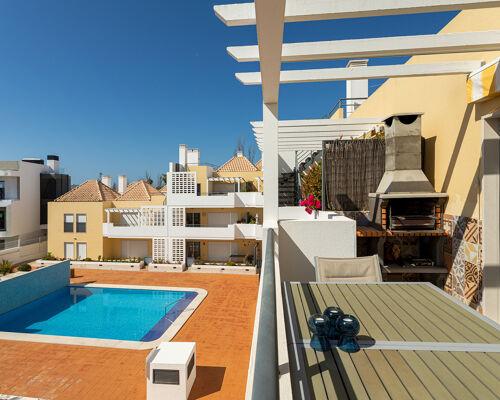 Royal Cabanas Beach, Cabanas de Tavira - Terrasses, piscine, ascenseur, parking!