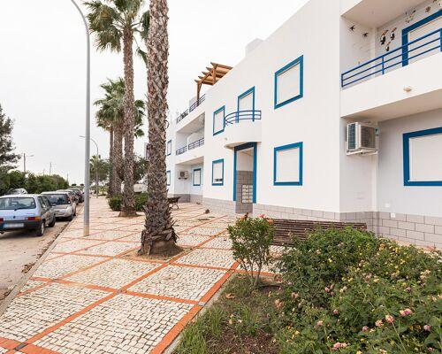 1 bedroom apartment in the  village of Santa Luzia