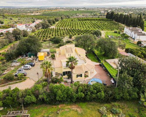 Villa de plain-pied à 5 minutes du centre de Tavira