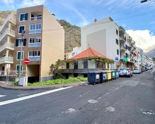 Villa de deux chambres dans le centre-ville de Ribeira Brava