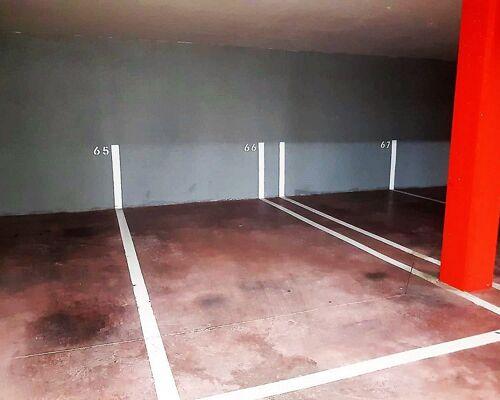 Plaza de Garaje C/ Entrepeñas 17- Zona La Gavia