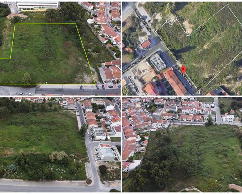 Terreno com capacidade construtiva - Avenida da Carvalha, Fânzeres, Gondomar