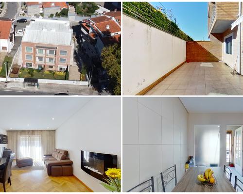 Apartamento T2 c/ terraço + Varanda | Box fechada c/ espaço de arrumo