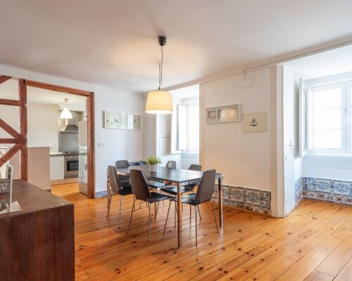Apartamento T2     Sé de Lisboa