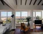 Apartamento com Fantástica Vista Rio.