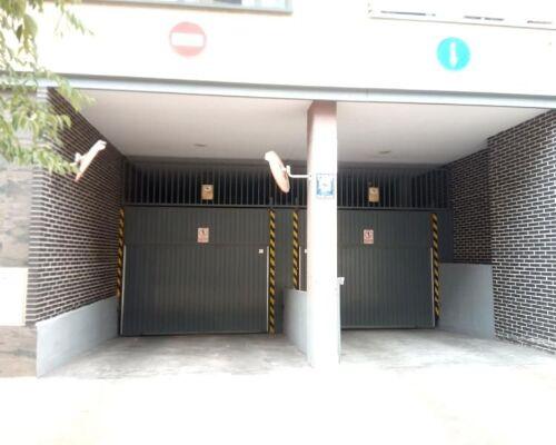 Plazas de Garaje C/ Corral de Almoguer 13- Zona La Gavia