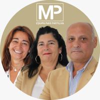 Filipa Biscaia - Equipa Mais Partilha - Cláudia Boigues - Armando Reis