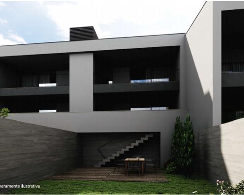 Apartamento T3 no centro de Braga com garagem e elevador