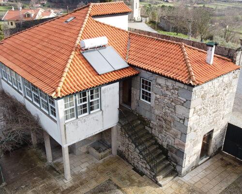 Quinta com produção vinícola - Viseu | Douro