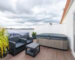 T2 Penthouse no Buzano - 2 Terraços com Vistas de Mar e Serra