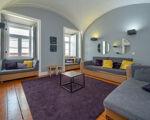 T1 Suite Luxuoso com 106m2 em plena Praça da Figueira