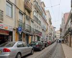 APPARTEMENT DE RUE. Black Well 110m2, au coeur de Lisbonne.