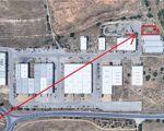Lote de Construção para Armazém na Zona Industrial de Marim - Olhão