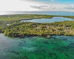 Hick's Caye Beachfront property (9.870 Acres)