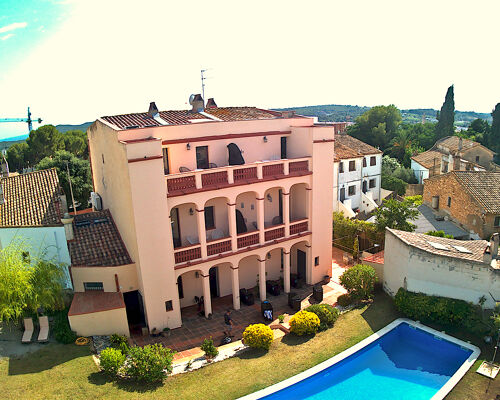 Spectacular colonial house in Sant Pere de Ribes