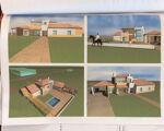 Terreno 5360m2  c/ projecto para Moradia T4 em Biscainho, Coruche