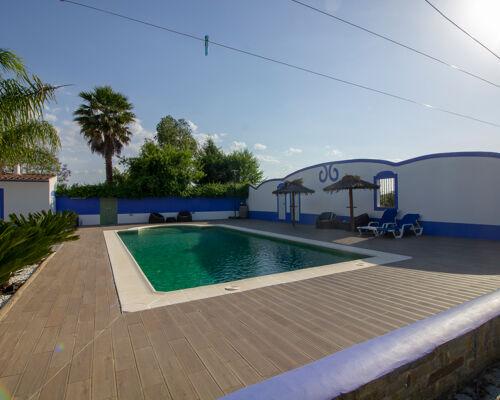 Quinta T3 com Piscina de Água Salgada, Corval, Alentejo