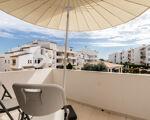 Appartement 1 chambre à Tavira (Vale Caranguejo) avec terrasse et accès piscine