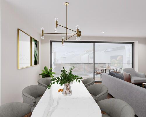 Apartamento T2 c/ duas suites ( Fase de Construção) em Gondomar!
