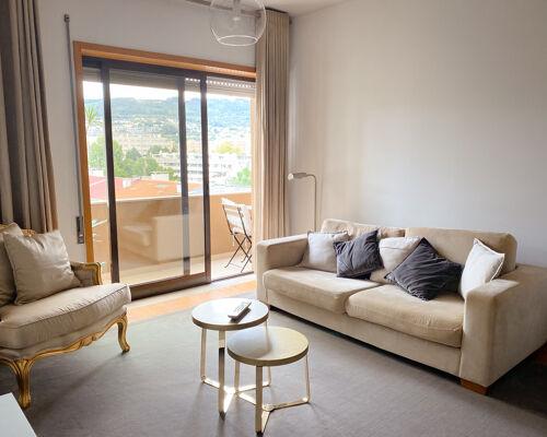 Apartamento T2 Mobilado e equipado