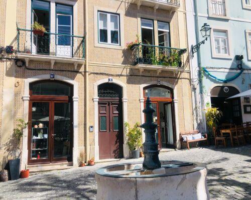 Charmoso Apartamento de 3 assoalhadas na Mouraria