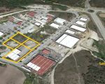 Conjunto de Pavilhão e Lotes Industriais, Zona Industrial Portela de Santa Eulália, Ribeira de Pena