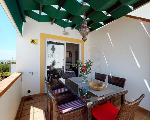 Top Floor - Amplos Terraços -  Piscina - Cabanas de Tavira