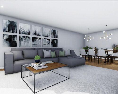 Apartamento T4 em construção