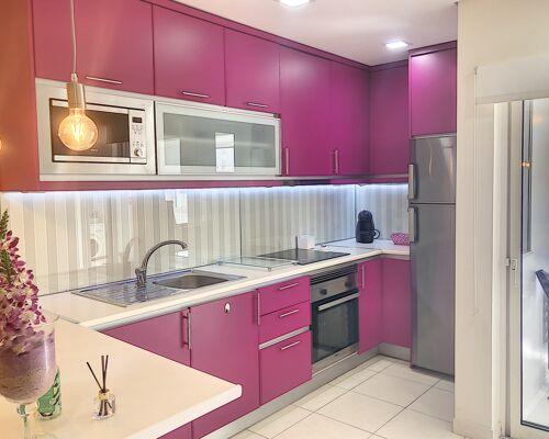 T0+1 apartment in Praia da Rocha - Portimão