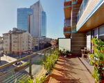 Apartamento T2 com dois terraços na Avenida Fernão de Magalhães