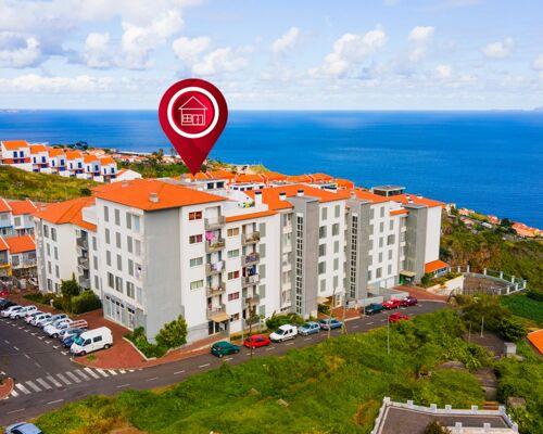 Appartement 3 chambres (T3) à Assomada, Caniço. Madère - Portugal